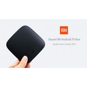 Xiaomi TV Box Original Mi 2 Go RAM + 8 Go ROM Android 6.0 - EU PLUG (Version internationale officielle)