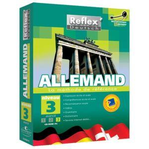 Reflex' Deutsch - Allemand Niveau 3 Avancé [Windows]