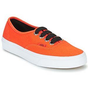 Vans Baskets basses AUTHENTIC orange - Taille 36,37