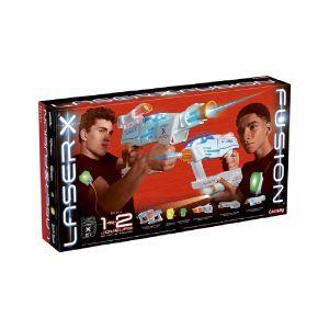Lansay Coffret Laser X Fusion Double