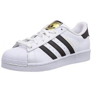 Adidas Basket Superstar Blanc et Noir