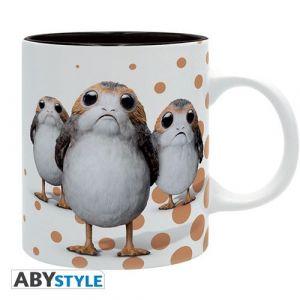 Abysse Corp Mug Star Wars - Porg - 320 ml