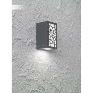 Wofi Applique murale d extérieur PADUA LED Anthracite, 1 lumière - Moderne - Extérieur - PADUA