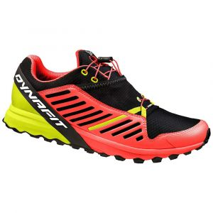 Dynafit Chaussures Alpine Pro - Black/Lime Punch - Taille EU 36 1/2