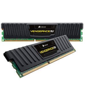 Corsair CML16GX3M2A1600C10 - Barrettes mémoire Vengeance LP 2 x 8 Go DDR3 1600 MHz CL10 240 broches