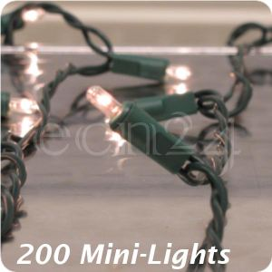 Image de Fdl Guirlande lumineuse avec 200 mini-ampoules