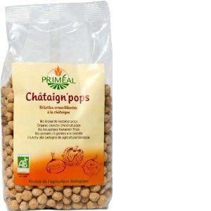 Priméal Chataign'Pops - 200g