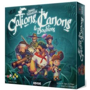 Edge Galions, Canons & Doublons