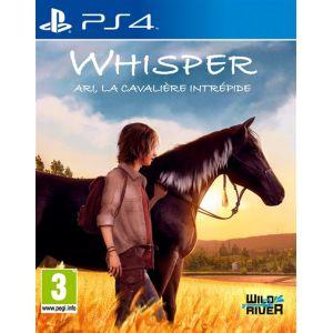 Whisper Ari, La Cavalière Intrépide [PS4]