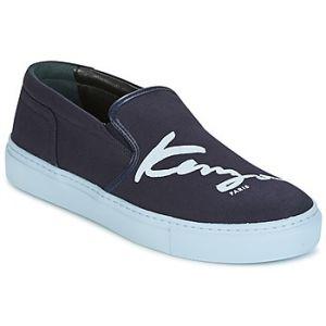 Kenzo Chaussures K-SKATE SLIP-ON bleu - Taille 36,37,38,39,40,41