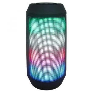 Inovalley HP09 BTH - Enceinte Lumineuse Bluetooth
