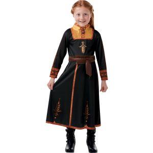 Déguisement Anna La Reine des neiges 2 - Taille 1 à 2 ans (74 à 86 cm)