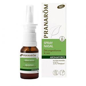 Pranarôm Aromaforce - Spray nasal bio