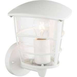 Globo Lighting Applique extérieure aluminium fonte blanc - Plastique translucide - IP44