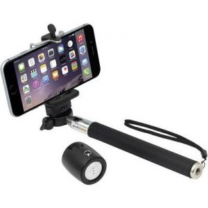 Technaxx MusicMan Nano BT-X12 - Enceinte Bluetooth portable avec déclencheur Selfie