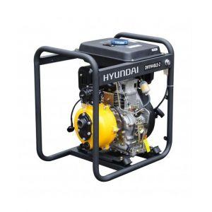Hyundai Motopompe thermique diesel- 418cc- 10 cv DHYH40LE-2 démarreur élec
