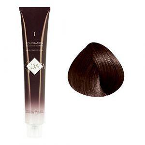Edaïa Coloration permanente 6/77: Blond foncé marron profond, Crème 100ml