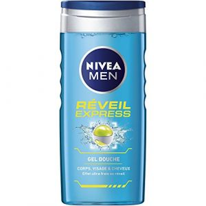 Nivea Men Réveil Express Fraîcheur 24H - Gel douche 250 ml