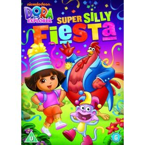 Dora The Explorer : Super Silly Fiesta