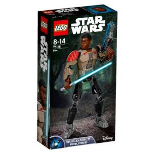 Lego 75116 - Star Wars : Finn - Buildable Figures