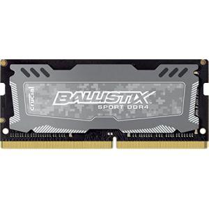 Crucial BLS8G4S240FSD - Barrette mémoire Ballistix Sport LT 8 Go DDR4
