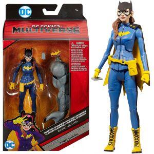 Mattel Figurine Multiverse Dc Comics - Batgirl