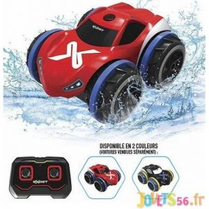 Silverlit Voiture radiocommandée - Aquacyclone XS 1/34 - Rouge