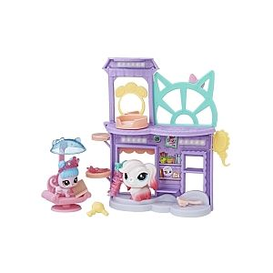 Image de Hasbro Littlest PetShop Playset Le coiffeur