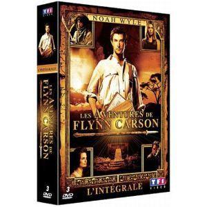 Coffret Les Aventures de Flynn Carson + Les Aventures de Flynn Carson : Le secret de la coupe maudite
