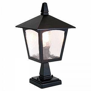 Elstead Borne Potelet York 1x100W - Noir - LIGHTING - bl7