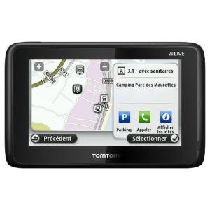 TomTom GO LIVE Camper & Caravan - GPS pour Camping-car et caravane