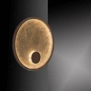 Paul neuhaus Applique LUNA LED Or, 1 lumière