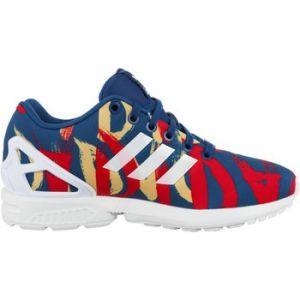 Adidas Chaussures Chaussure Baskets Zx Flux W bleu - Taille 39 1/3