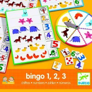 Djeco Bingo des chiffres