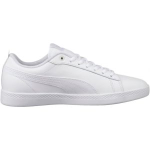 Puma Chaussures basses - Smash wns v2 l - Blanc Femme 40