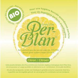 Per Blan Dentifrice en Poudre Citron - 30 g
