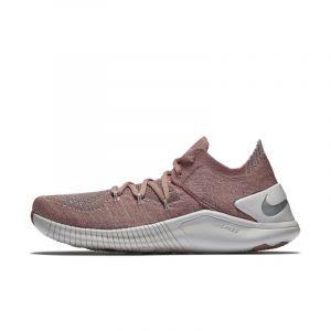 Nike Chaussure de cross-training, HIIT et fitness Free TR Flyknit 3 LM pour Femme - Pourpre - Taille 40