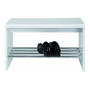 Banc Chaussures Blanc Comparer 236 Offres