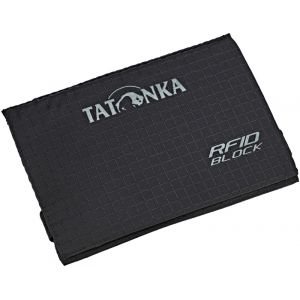 Tatonka Portefeuilles Card Holder Rfid B - Black - Taille One Size