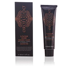 Orofluido Colour Elixir 6.3 Blond Foncé Doré - Coloration permanente sans amonique