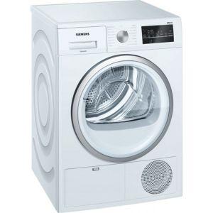 Siemens Wt45g408ff Sèche-linge à condensation 60cm 8kg b blanc iq500
