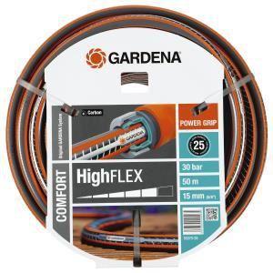 Gardena 18079-26 - Tuyau d'arrosage HighFlex Ø 15 mm 50 m