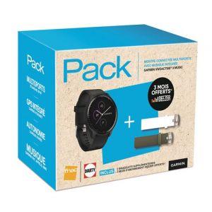 Garmin Montre connectée Pack Vivoactive 3 M