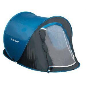 Dunlop Tente pop-up 1 personne 220x120x90cm