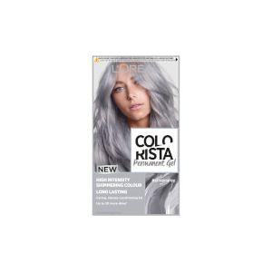 L'Oréal Colorista Silver Grey Permanent Gel Hair Dye