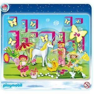 Playmobil 4158 - Calendrier Avent Licorne au Pays des Fées