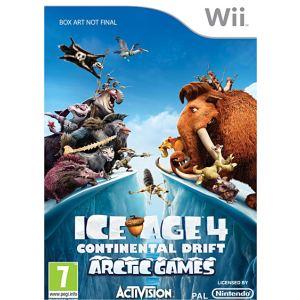 L'Age de Glace 4 : La Dérive des Continents - Jeux de l'Arctique ! [Wii]