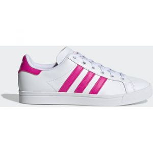 Adidas Chaussures enfant Chaussure Coast Star blanc - Taille 36,38,36 2/3,37 1/3,38 2/3,39 1/3,35 1/2