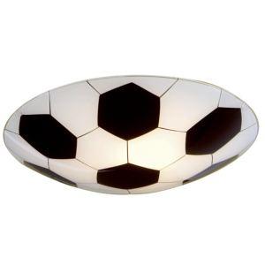 Eglo 87284 - Plafonnier mural Football