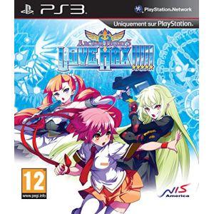 Arcana Heart 3 : Love Max !!! [PS3]